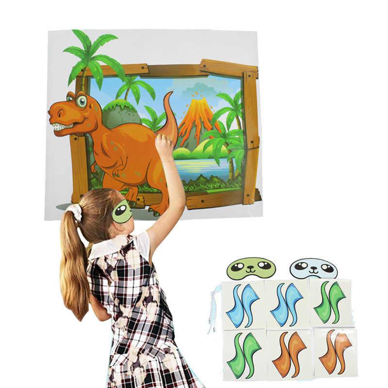 Vajilla desechable de fiesta de dinosaurio de MEIDDING un niño niños suministros de fiesta de cumpleaños favores de Roar decoración de globos de fiesta de dinosaurio