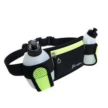Для женщин Спорт Бег поясная сумка для Пеший Туризм Велоспорт Открытый Гидратации Пояс Чехол женский Фанни пакеты человек Фитнес тренажерный зал телефон ремень сумки