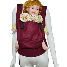 2017 New Multifunction Cotton Baby Strap Sling Kangaroo Ergonomic And Comfortable High Quality Child