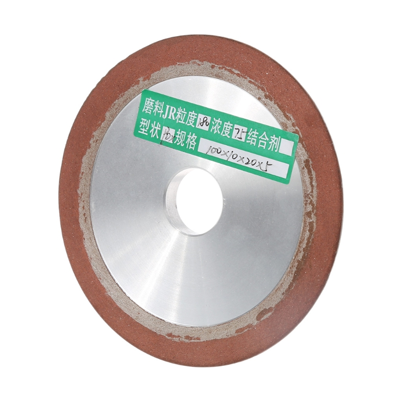 100mm Diamond Grinding Wheel Cup 180 Grit Cutter Grinder for Carbide Metal Set
