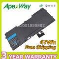 Y9n00 489xn 3h76r apexway 7.4 v 47wh batería del ordenador portátil para dell xps 12 xps 13-l321x xps 13-l322x xps l321x series
