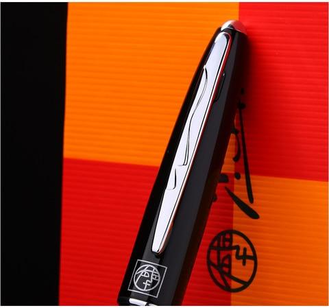 caneta de caligrafia caneta titular corpo italia gotico