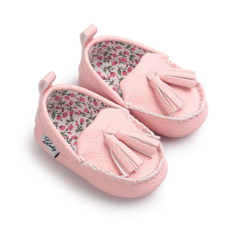 Baby Boy Shoes PU Leather Causal Baby Shoes Infants Girl Shoes Soft Sole Sneakers First Walker Shallow 0-18 Month