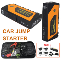 Car Jump Starter Portable 12V Petrol Diesel Car Stlying Starting Device Power Bank Charger Car Battery