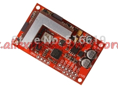 Free Shipping I9DOF ADXRS620+ADXL203+5983 High Performance And High Precision AHRS Module