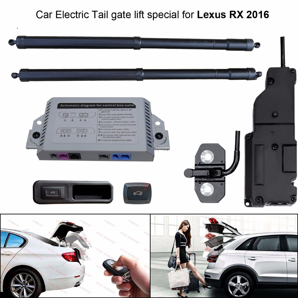 Car Electric Tail Gate Lift Special For Lexus RX 2016 Easily For You To Control Trunk