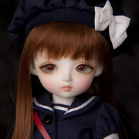 Full Set 1/6 BJD Doll BJD/SD Lina Chloe Joints Doll Lovely Resin Doll For Baby Girl Birthday New Year Gift
