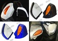 Rear View Mirrors with Turn Signal Lens For BMW R1100RT R1150RT R1100 RT RTP R1150 RT