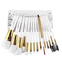 High Quality 15pcs Set Make Up Brushes Sets Of Professional Make Up Brushes To High Quality