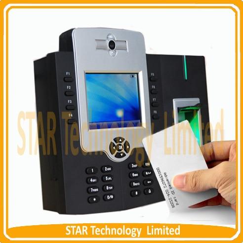 50000 Fingerprint Capacity Biometrics fingerprint Time attendance access control system font b rfid b font function