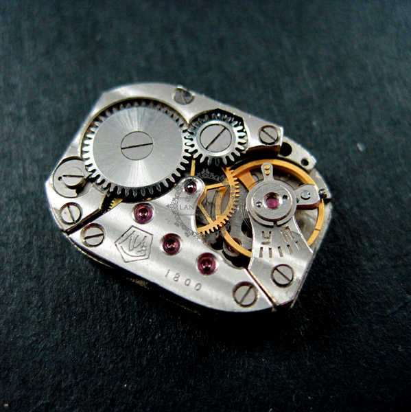 14x19mm vintage steam punk watch movement antiqued cabochon DIY supplies 1830026
