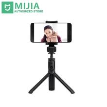 Original Xiaomi Mi Selfie Stick Tripod Portable Monopod Bluetooth Extendable Handheld Tripod Holder for iOS/Xiaomi/Huawei