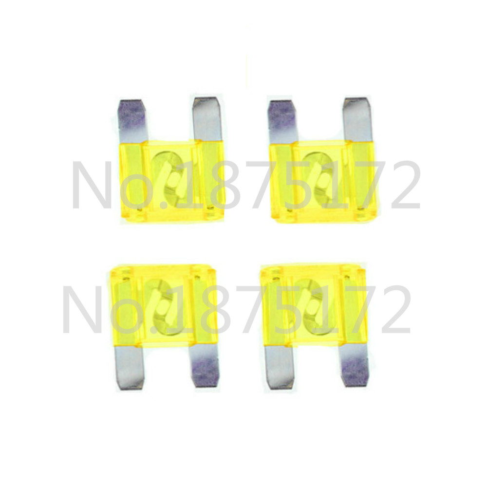 BULK BUY 10x SMALL BLADE FUSES 20 AMP REPLACEMENT