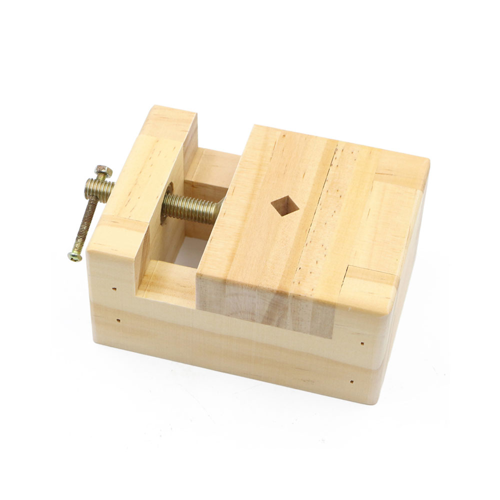 DIY woodworking machinery tools hand-carved mini fixture