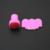 Nova Chegada 7 pçs/set Ferramentas Nail Art Carimbo De Estampagem kits-Manicure Raspagem Knife Set Retângulo/Rodada
