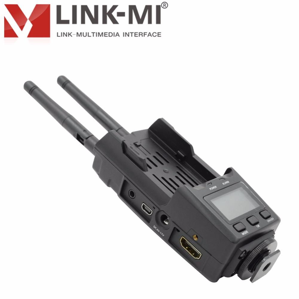 LINK-MI LM-WHD100C 100 m 5 GHz 1080p 3D HDMI Wireless HD Video - Heim-Audio und Video - Foto 3