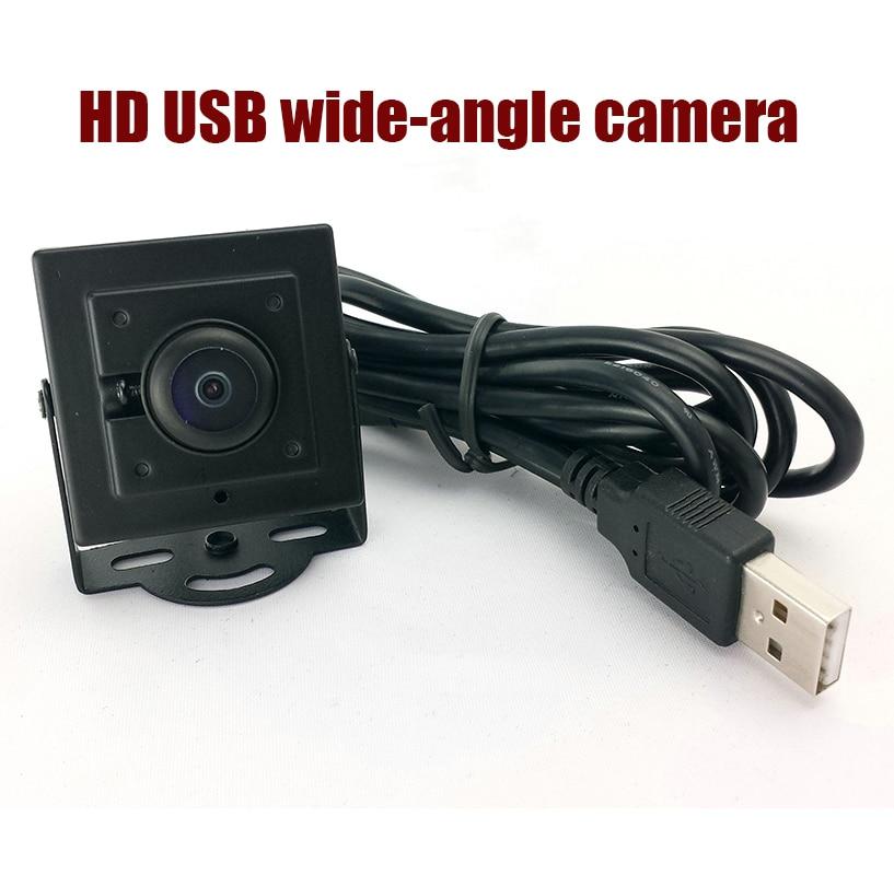 Mini USB HD 720P CCTV Camera wide angle lens usb camera mini pc webcam free shipping a870 pc webcam usb driver free built in mic computer camera