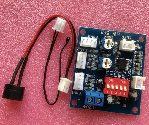 50k Ntc 3950 Thermistor Pwm Temperature Probe Speed