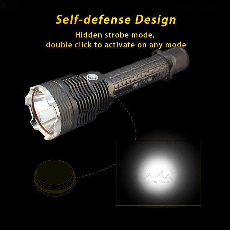 LEVOU lanterna para ao ar livre profissional