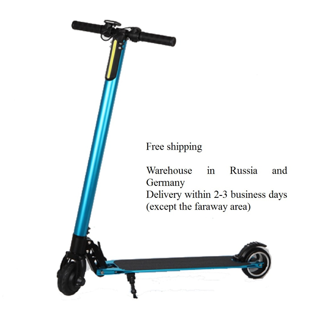 SUPERTEFF EW8 electric scooter folding bike electric 6.5