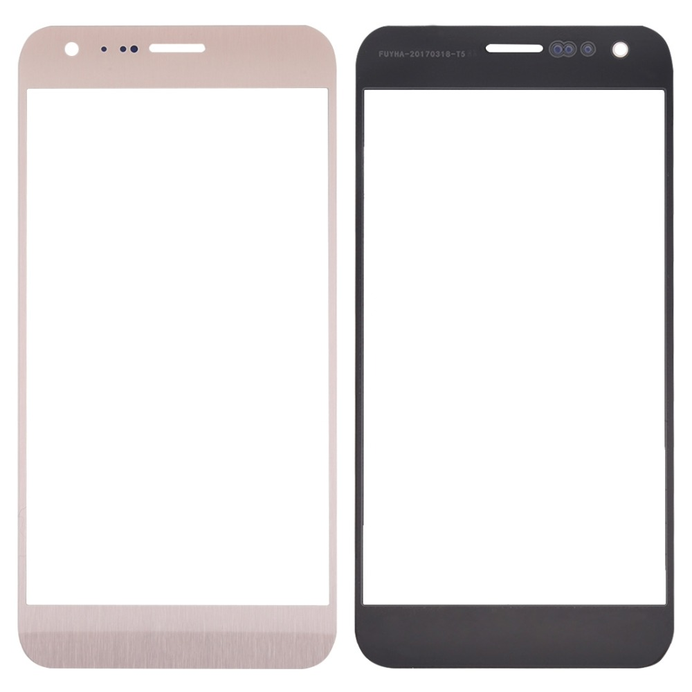Front Screen Outer Glass Lens for LG X Cam / K580