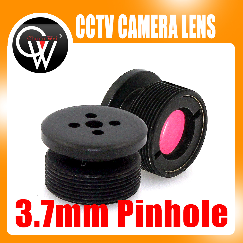 80 Degrees 3.7mm lens IR Filter Metal Button effect Board lens For CCTV Security Camera board camera lens 16mm 5mp m12 mount ir f2 0 1 2 5 for cctv security camera board ip cam board with ir filter
