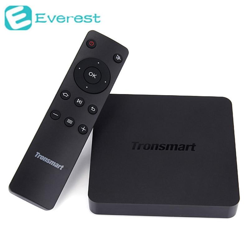 ФОТО Tronsmart Mini PC Vega S95 Pro Android TV Box Amlogic S905 Quad Core 2.0GHz 1G/8G WiFi H.265 2K UHD 4K HEVC 3D IPTV Smart TV Box