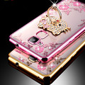For Huawei Honor 5C/Honor 7 Lite/GT3 Case Luxury  Plating Gilded TPU silicone soft Back Cover Accessory Coque Fundas For Honor5C