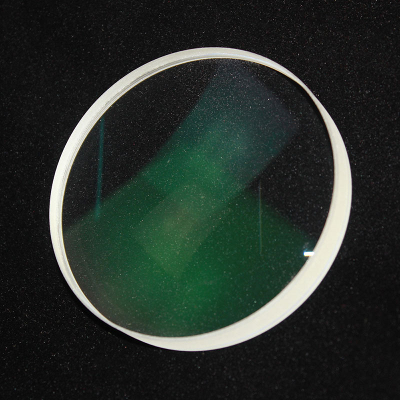 1PC 80mm Optical Glass Focal Length 330mm FGMC Doublet Optics Double Convex Lens For DIY Astronomic Telescope Objective Lens цены
