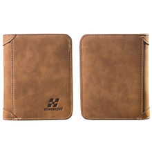 Mens Luxury Soft Business Leather Bifold Wallet Credit Card Holder Purse hot sale men brown billfold coffee leather wallet credit card holder business ol style mens purse clutch bifold