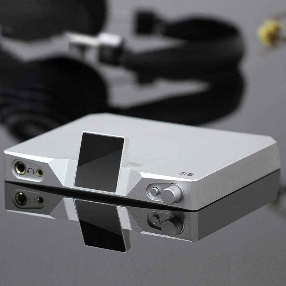 SMSL M9 32bit/768kHz DSD512 XMOS HiFi DAC Decoder USB/Optical/Coaxial Headphone Amplifier smsl sd 793ii dir9001 pcm1793 opa2134 coaxial optical mini dac headphone amp black color
