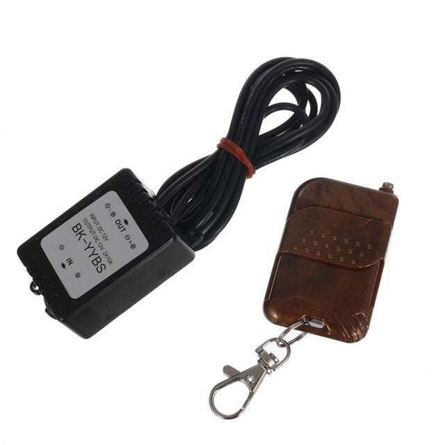 12V bezprzewodowy moduł zdalnego sterowania Flash Strobe dla samochodów Auto pojazdu ciężarówki żarówki lampy światła listwy LED kontroler
