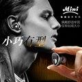 НОВЫЙ mini6 Мини Bluetooth4.1 беспроводные наушники высокого качества наушники-Вкладыши затычки для ушей с МИКРОФОНОМ для iphone huawei мобильного телефона