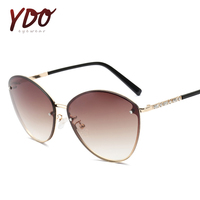 YDO Hot New Original Brand Women Sunglasses Personality Colorful UV400 Eyewear Classical Driving Sun Glasses Oculos De Sol 1061