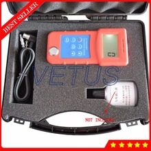 Best price UM6800 Digital Metal Thickness Gauge with Ultrasonic Thickness Meter steel aluminum brass zinc tester