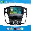 8 pulgadas de coches reproductor de DVD sistema de navegación GPS para 2012 2013 Ford Focus con CANBUS sintonizador de TV pantalla táctil de Control remoto Bluetooth