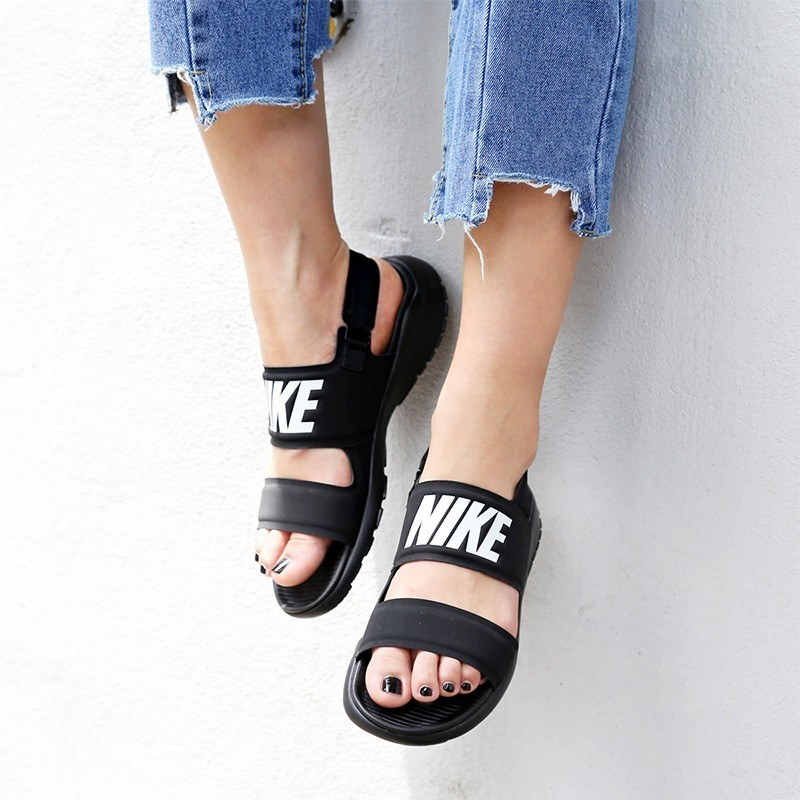 best website ed8ba 7277f NIKE ROSHE ONE Beach   Outdoor Sandals Summer Stability Quick Drying Anti  chlorine Sneakers For Women And Men Shoes-in Beach   Outdoor Sandals from  Sports ...