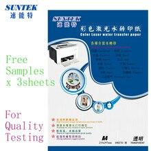 Образцы А4 лазерные Водные Наклейки, бумажные наклейки для ногтей, переводная бумага для воды, переводная бумага для ногтей