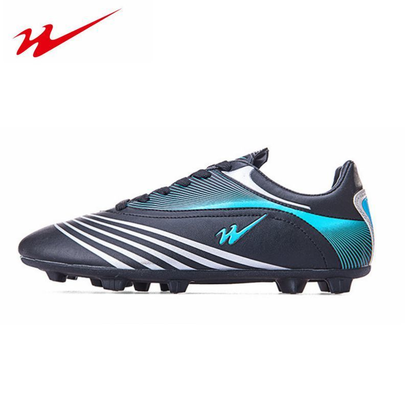 DOUBLESTAR MR Brand Soccer Shoes Mens Professional Football Shoes Male Non Slip Training Outdoor Sports Sneakers Shoes For Men tiebao soccer sport shoes football training shoes slip resistant broken nail professional sports soccer shoes