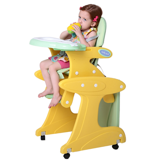Утка ребенок стулья для столовой детское кресло многофункциональный обеденный стул портативный сочетание стол обеденный стул ребенка