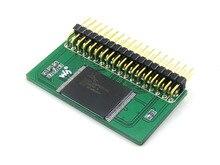 NorFlash Board (B) # 128M Bit NorFlash S29GL128P Nor Flash Memory Module 32 I/O