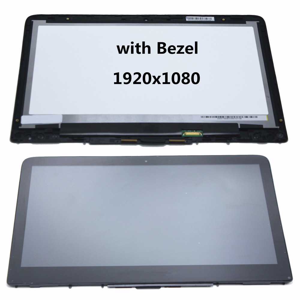 13.3 Full LCD Display Touch Screen Assembly For HP Pavilion X360 13-s060sa 13-4021ca 13-s000ur 13-4103dx 13-s128nr 13-s104tu