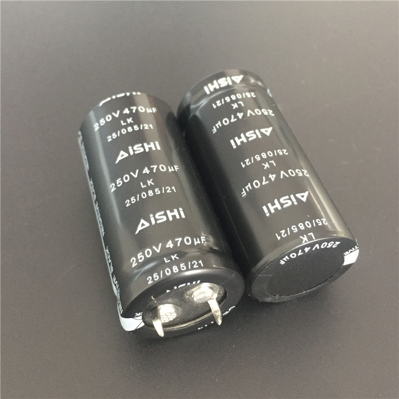 5 PCS NIPPON 680UF 200V ELECTROLYTIC CAPACITOR SNAP IN 105C