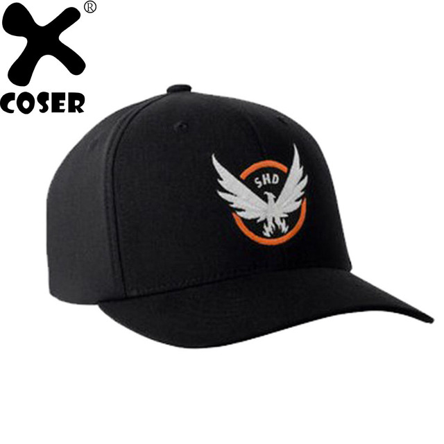 e5af9a216ac XCOSER Christmas Gift Hot Sale The Division Tom Clancy s Baseball Cap  Snapback Hats Men Women Cool Cosplay Rock Cap