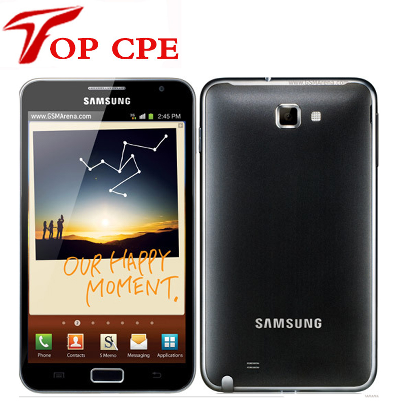 Cpe Discount Store >> Original samsung Galaxy note i9220 n7000 EU version Dual Core 5.3'' Android cell phone 8MP Wifi ...