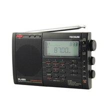 Lusya Tecsun PL-660 портативный высокопроизводительный полный диапазон Цифровая настройка стерео радио FM AM радио SW SSB