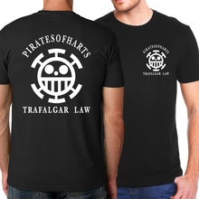 naruto/one piece/BLEACH Men's T-shirts (5 styles)