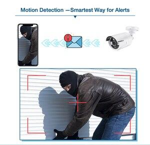 Image 3 - Misecu Hd 8CH 4MP 5MP Poe Bewakingscamera H.265 Audio Record Ip Camera Ir Outdoor Indoor Waterdichte Video Monitori