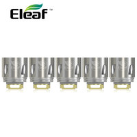 5pcs Eleaf HW1 Single Cylinder Head For Ello Mini And 5pcs Eleaf HW2 Dual Cylinder Head