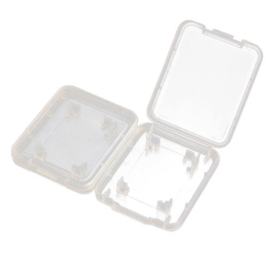 SD Card Clear Case Part 10 SD Card In SD Card Box, SDHC Card